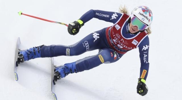 Sci alpino: Jasna, crocevia per la Coppa del Mondo. E Marta Bassino vuole blindare quella di gigante