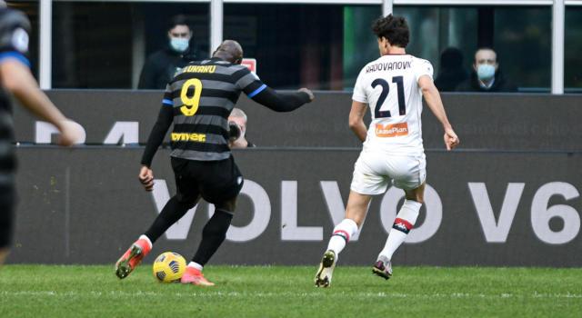 VIDEO Inter-Genoa 3-0, Highlights, gol e sintesi: Lukaku e Darmian a segno, nerazzurri sempre in testa