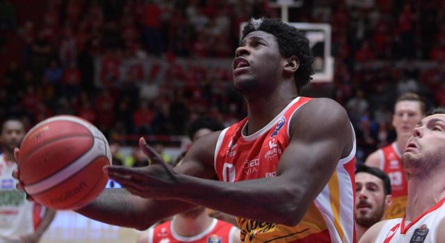 Basket, la Vanoli Cremona annuncia l'arrivo di Jaylen Barford