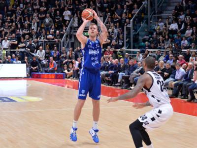 Basket: Jakub Wojciechowski torna in Serie A all'Olimpia Milano
