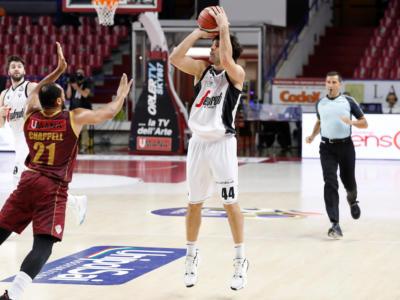 LIVE Virtus Bologna-Venezia 82-89, Coppa Italia basket in DIRETTA: Bramos e Tonut giganteggiano, Reyer in semifinale!