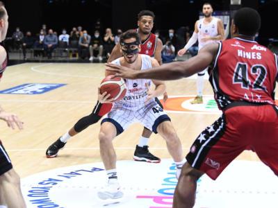 LIVE Olimpia Milano-Fortitudo Bologna 98-72, Serie A basket in DIRETTA: l'Armani domina in lungo e in largo con la Effe