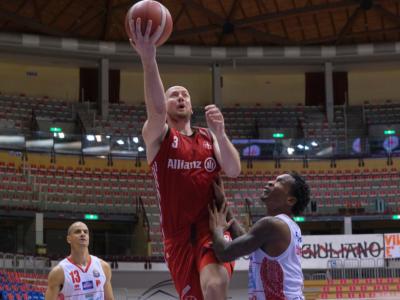 Basket: Hrvoje Peric firma per (almeno) un mese con Trieste e sarà in campo in Coppa Italia