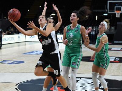 Basket femminile: Coppa Italia 2021 a Bologna. Ufficiali le date del secondo trofeo stagionale