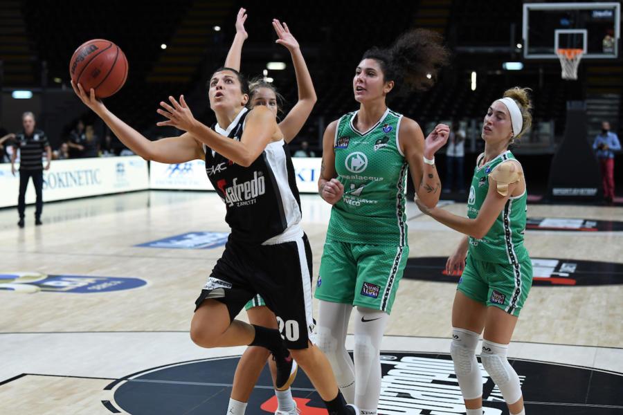 Basket femminile    Coppa Italia 2021 a Bologna  Ufficiali le date del secondo trofeo stagionale