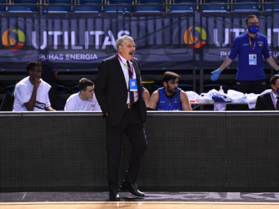 Basket, Qualificazioni Europei 2022: i 12 dell'Italia per la Macedonia del Nord. Michele Vitali e Zanotti out per rotazione
