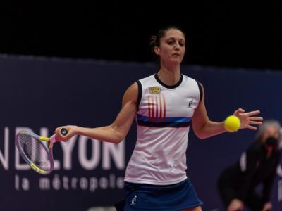 WTA Lione 2021: Giulia Gatto-Monticone rimonta Barbara Haas ed entra nel tabellone principale