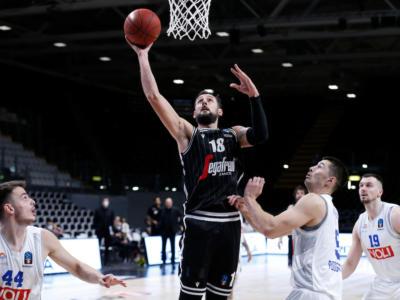 Basket: Marco Belinelli, lesione muscolare alla coscia sinistra. Grana per la Virtus Bologna
