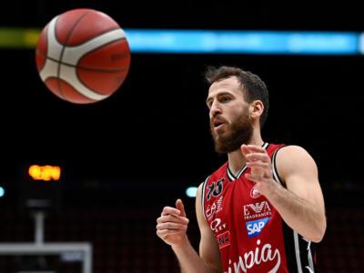 Basket, Serie A 2020-2021: Milano batte Brescia grazie a un Rodriguez formato MVP, esultano anche Varese e Cantù