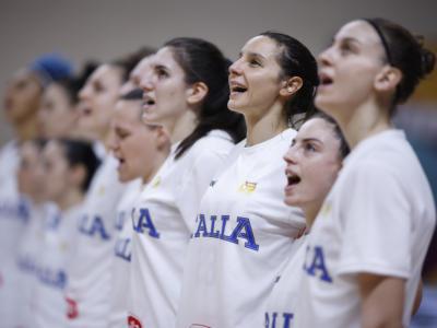 Basket femminile: Italia, e adesso il sorteggio. Europei 2021, qualche ritocco potrebbe esserci