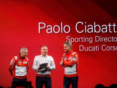 """MotoGP, Paolo Ciabatti: """"Bagnaia e Miller possono lottare per la vittoria del titolo"""""""