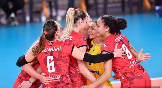 LIVE Eczacibasi Istanbul-Busto Arsizio 1-3, Champions League volley in DIRETTA: le lombarde vincono anche il ritorno e volano in semifinale. Tre italiane alle Final Four!
