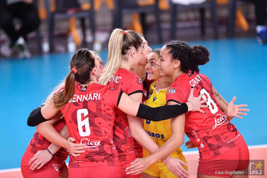 LIVE Eczacibasi Istanbul Busto Arsizio, Champions League volley in DIRETTA: le lombarde cercano l'impresa in Turchia