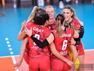 Volley femminile, Champions League: finisce il sogno di Busto Arsizio. Il VakifBank in finale contro Conegliano