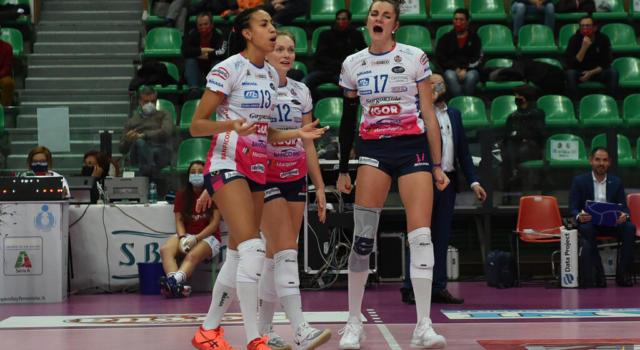 LIVE Fenerbahce-Novara 1-3, Champions League volley in DIRETTA: trionfo fondamentale per le piemontesi. La semifinale a un passo