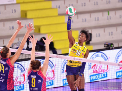 Conegliano-Scandicci oggi: orario, tv, programma, streaming Champions League volley