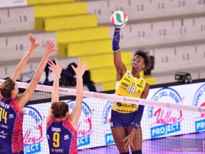 LIVE Conegliano-Scandicci 3-0, Champions League volley in DIRETTA: Egonu e compagne raggiungono Novara in semifinale