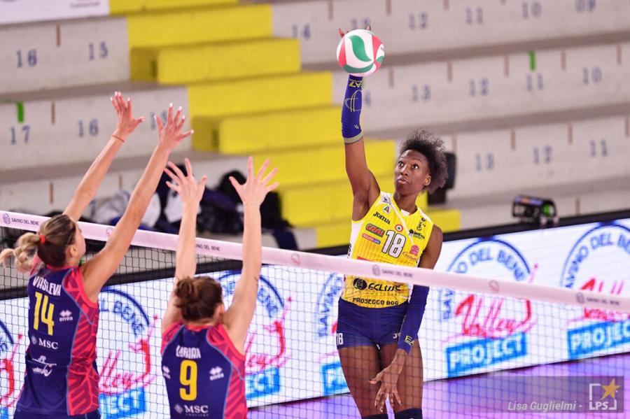 LIVE Scandicci-Conegliano |  Champions League volley in DIRETTA |  derby tricolore verso la Final Four