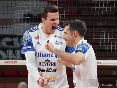 Volley, Playoff SuperLega: Milano batte Verona in gara-3 e conquista i quarti di finale