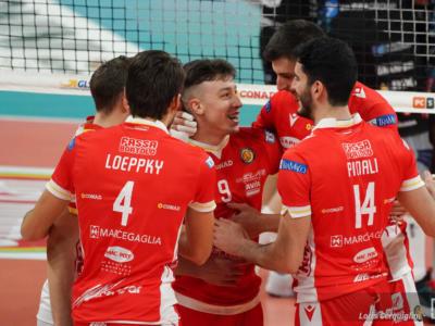 Volley, SuperLega: Ravenna ritrova la vittoria contro Padova. Loeppky incontenibile