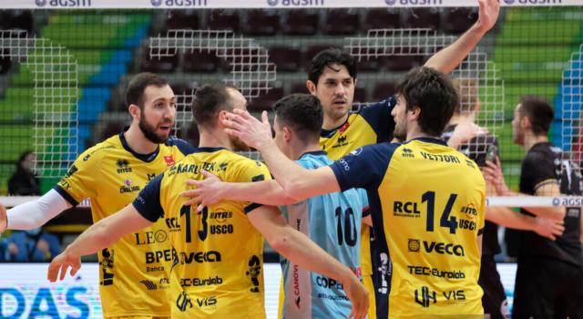 Volley, Playoff SuperLega: Modena, Milano e Piacenza a caccia dei quarti di finale