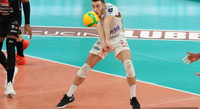 """Volley, Fabio Balaso: """"Con la vittoria in Gara 3 abbiamo capito che lo Scudetto sarebbe stato nostro"""""""