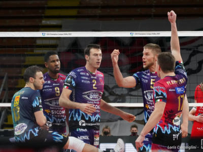 LIVE Perugia-Tours 3-1, Champions League volley in DIRETTA: la Sir vince e sarà testa di serie!