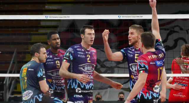Perugia-Modena oggi: orario, tv, programma, streaming Champions League volley