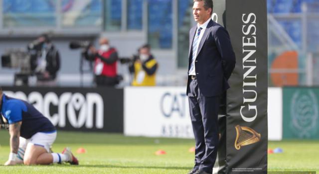 """Rugby, Franco Smith: """"Siamo veramente delusi, soprattutto per il risultato"""""""