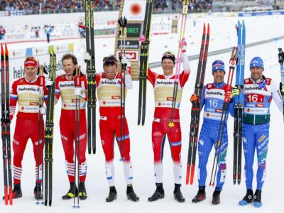 LIVE Sci di fondo, Team Sprint Mondiali in DIRETTA: Italia quinta, De Fabiani compromette la medaglia