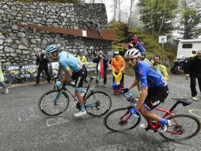 """LIVE Tour de la Provence, Mont Ventoux in DIRETTA: Fabio Aru a oltre 2 minuti. """"Problemi di stomaco"""""""