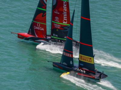 America's Cup, Team New Zealand: i marinai non potranno incontrare sconosciuti