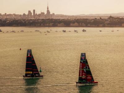 America's Cup, New Zealand imita Luna Rossa e prova il doppio timoniere! E le partenze…
