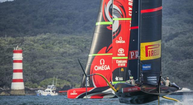 America's Cup, velocità supersonica per Team New Zealand? American Magic insegna…