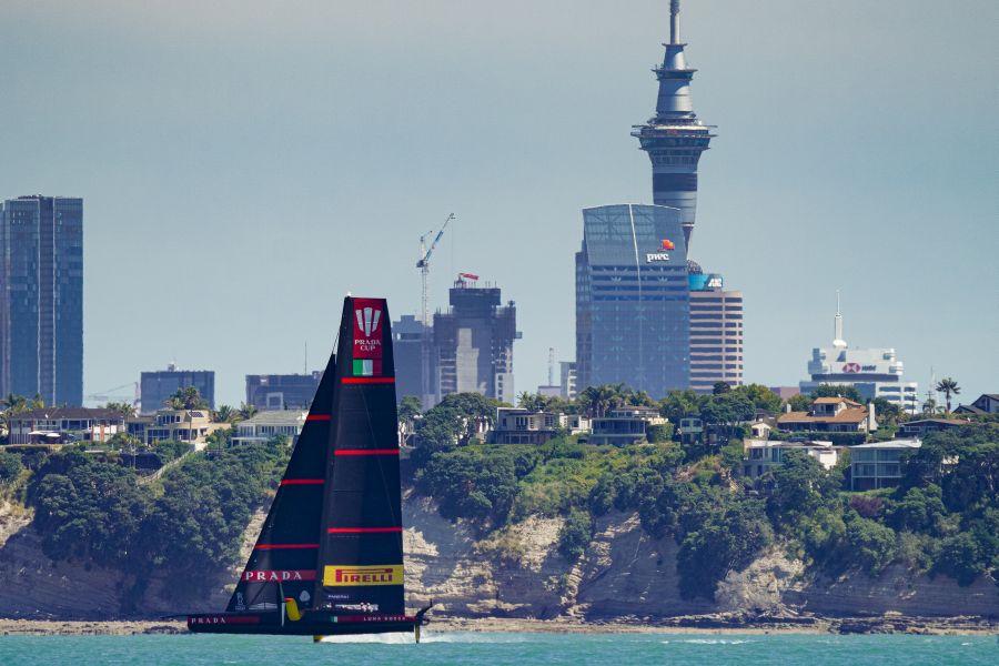 America's Cup, Luna Rossa contro la supponenza di New Zealand, la natura e la storia