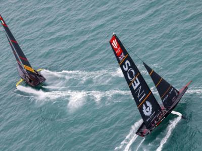 LIVE Prada Cup in DIRETTA: nuove vele per Luna Rossa. New Zealand stupisce con sistema innovativo per la randa