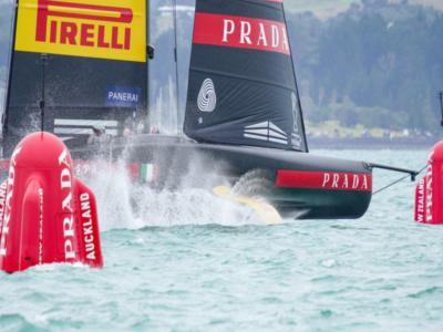 America's Cup, Luna Rossa-New Zealand: le prime due regate sul campo di regata A. Previsioni meteo