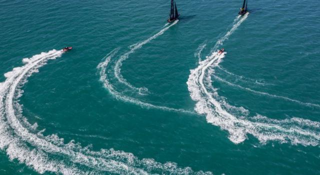 """America's Cup, Ruggero Tita: """"I neozelandesi vogliono vincere con la velocità"""""""