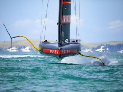 America's Cup, qual è la velocità di punta di Luna Rossa? Il dato ufficiale in regata. Ma l'allenamento di NZ…