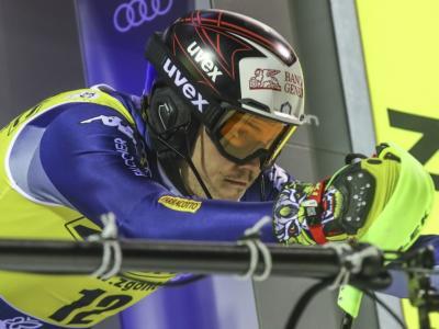 """Sci alpino, Alex Vinatzer: """"Mi sento bene, spero di dimostrare il mio valore nello slalom di domani"""""""