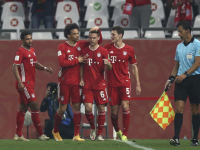 Calcio, il Bayern Monaco vince il Mondiale per club, Pavard decide la sfida con il Tigres