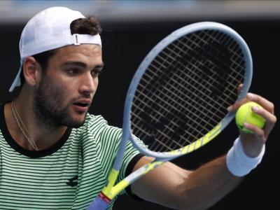 ATP Belgrado 2021, Marco Cecchinato affronta Matteo Berrettini: un derby significativo, in palio i quarti di finale