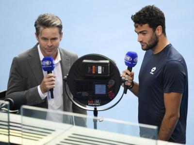 Tennis: Matteo Berrettini, forfait per l'ATP di Rotterdam. Jannik Sinner entra senza bisogno di wild card