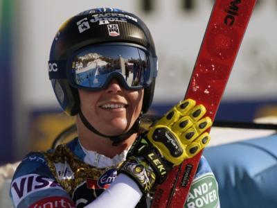 Sci alpino, Breezy Johnson chiude in vetta la seconda prova della discesa della Val di Fassa, 8a Federica Brignone