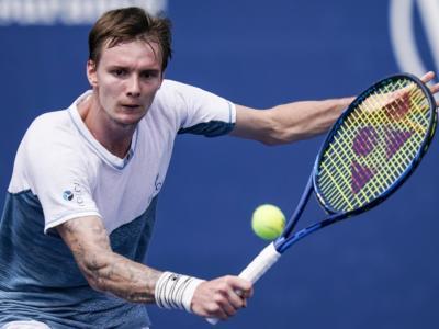 ATP Singapore 2021, Alexei Popyrin e Aleksandr Bublik in Finale, ko Marin Cilic