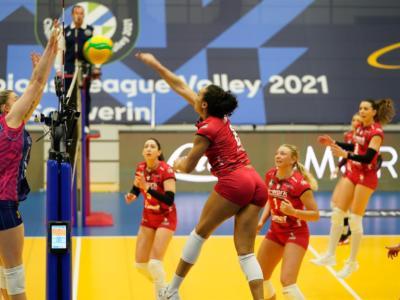 Volley femminile, Champions League: Busto Arsizio batte Scandicci al tie-break! Discorso qualificazione riaperto