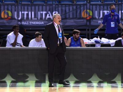 """Basket, Qualificazioni Europei 2022, Meo Sacchetti: """"Buon clima in Nazionale. Decisive attenzione e concentrazione"""""""