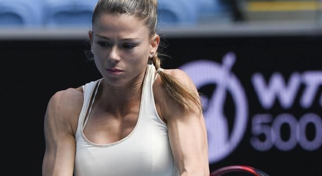 Tennis, Internazionali d'Italia 2021: al Foro Italico il ritorno in campo di Camila Giorgi
