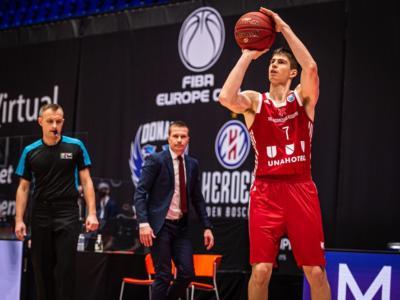 Basket, FIBA Europe Cup 2021: Reggio Emilia pesca il CSU Sibiu nel sorteggio degli ottavi di finale