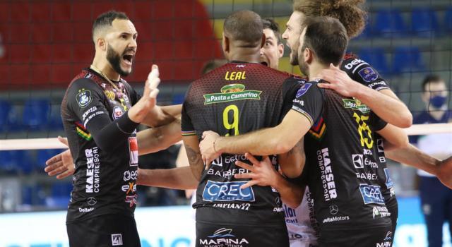 Volley, Playoff SuperLega: rinviata Civitanova-Modena per Covid-19. Il nuovo programma dei quarti